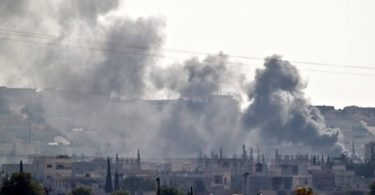 Ізраїль завдав авіаударів по військових цілях у Сирії