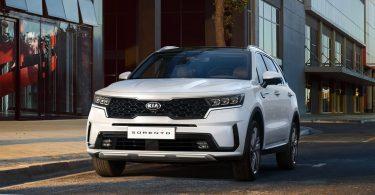 Новий Kia Sorento отримає значні позашляхові здібності