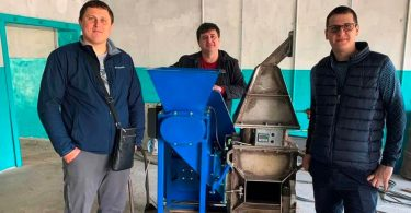 Група винахідників Дніпровської політехніки