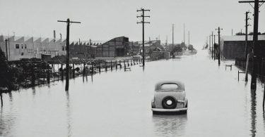Складена карта потопів в США - без будинків залишаться мільйони