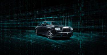Rolls-Royce зробив автомобілі з кодуванням на кузові
