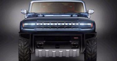 GMC анонсувала електричну версію легендарного Hummer