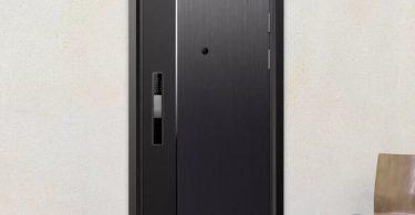 Xiaomi анонсувала розумні металеві двері з дисплеєм і камерою