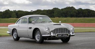 Автомобіль Джеймса Бонда повернули в виробництво