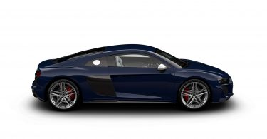 Audi випустила ювілейну спецверсію суперкарів R8