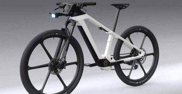 Bosch представила концепт «зарядженого» електровелосипеда