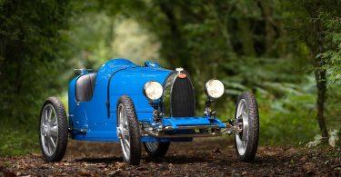 Bugatti представила «дитячий» електрокар за $ 35 000