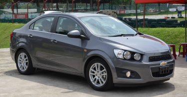 Chevrolet завершує виробництво моделі Aveo
