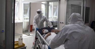 Міністерство охорони здоров'я повідомило, хто в Україні помирає від COVID