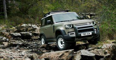 У мережі показали легендарний Land Rover Defender нової генерації