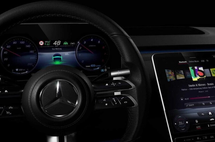 Mercedes-Benz S-Клас