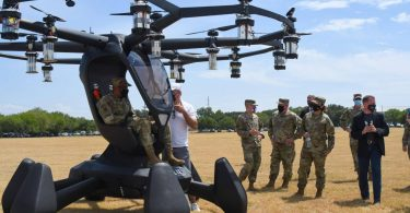 Американські військові провели перші випробування літаючого «автомобіля»