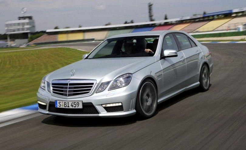 Mercedes-Benz в кузові W212
