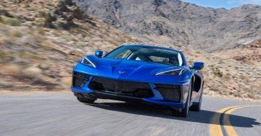 General Motors буде продавати новий Corvette не під брендом Chevrolet