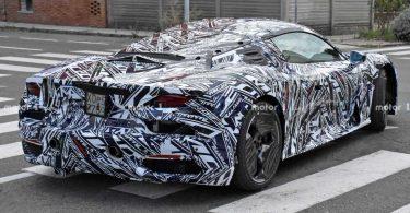 На дорожніх тестах виявлений прототип майбутнього італійського суперкара Maserati MC20