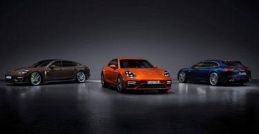 Опубліковані фото оновленого Porsche Panamera