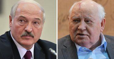 Горбачов назвав помилку Лукашенка