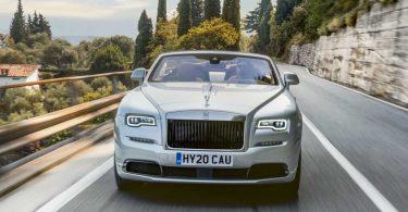 Rolls-Royce Silver Bullet