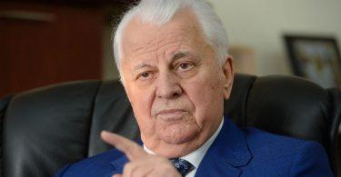 Кравчук пропонує надати Донецькій і Луганській областям статус ВЕЗ