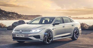 З'явилися подробиці про новий Volkswagen Passat