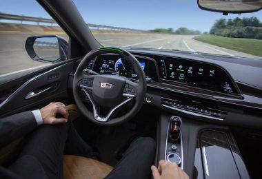 Cadillac інтер'єр