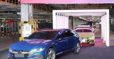 У Volkswagen з'явився новий стильний крос-універсал