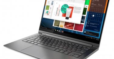 Lenovo оновила лінійку Yoga п'ятьма новими ультрабуками