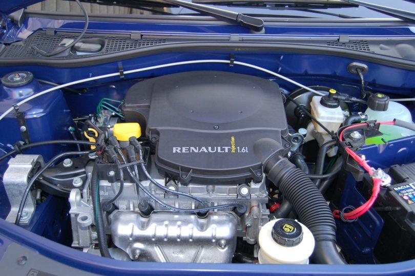 мотор renault