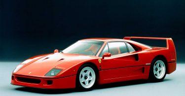 Ferrari може випустити реінкарнацію моделі F40