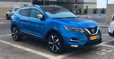 Перші зображення нового Nissan Qashqai показали в Мережі