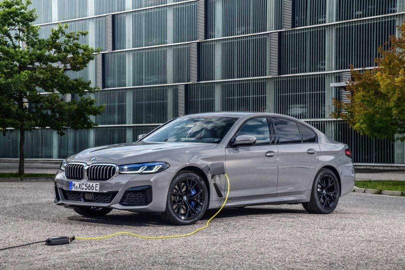 BMW 545e xDrive