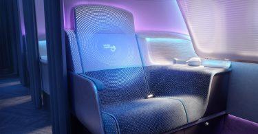 Дизайнери показали концепт літака майбутнього