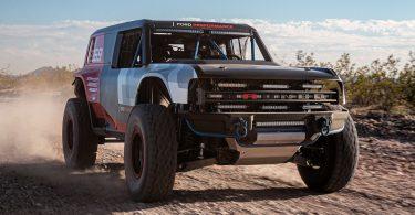 Ford збирається випустити Bronco в модифікації Raptor