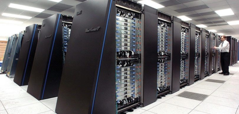 Tesla supercomputer