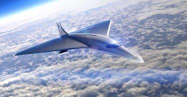 Virgin Galactic і Rolls-Royce створять надзвуковий літак