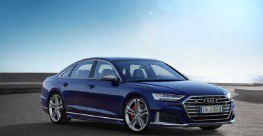 Модель Audi S8 виявилася значно швидше заявленого розробниками рівня