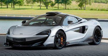 McLaren припинить випуск бензинових моторів до 2030 року