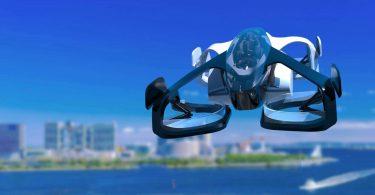 До 2023 року в Японії з'являться літаючі автомобілі