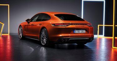 Супергібрид Porsche Panamera оснастять силовою установкою рекордної потужності