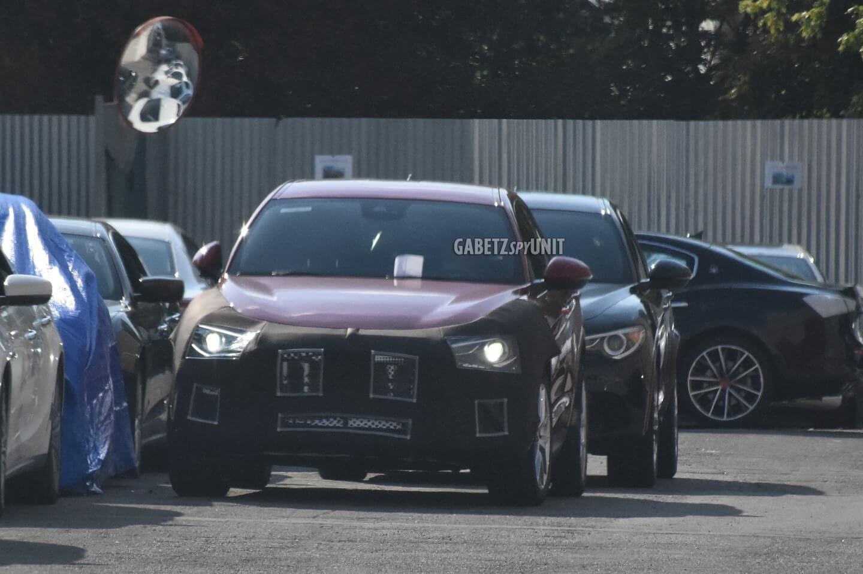 Maserati Levantina