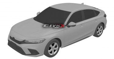 Розкрито зовнішність нової Honda Civic