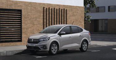 Новий Dacia Logan