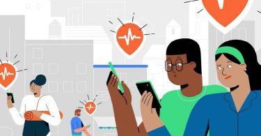 Google показав, як Android-смартфони «бачать» землетрус