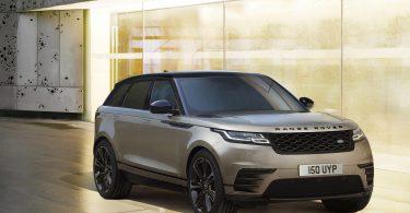 Range Rover Velar отримав нові мотори і став більш технологічним