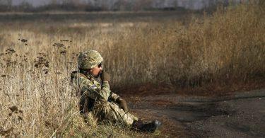 """На Донбасі військові формування Росії тричі порушили """"тишу"""""""