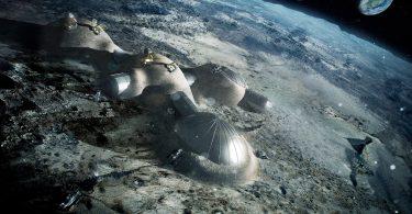 Рівень радіації на Місяці виявився в 200 разів вищий, ніж на Землі