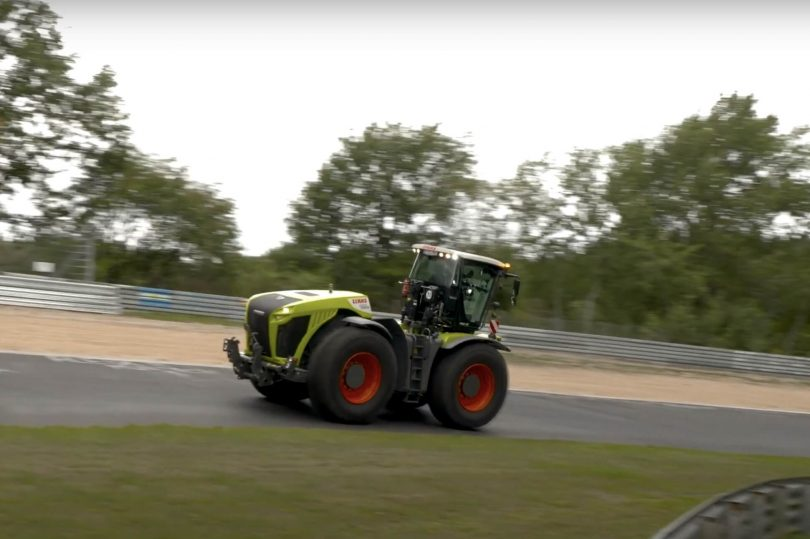 Claas Xerion 5000 VC