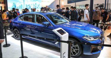 BMW показала нову версію седана 5-Series (фото)