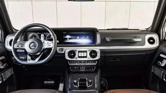 Mercedes-Benz G-Class 2.0
