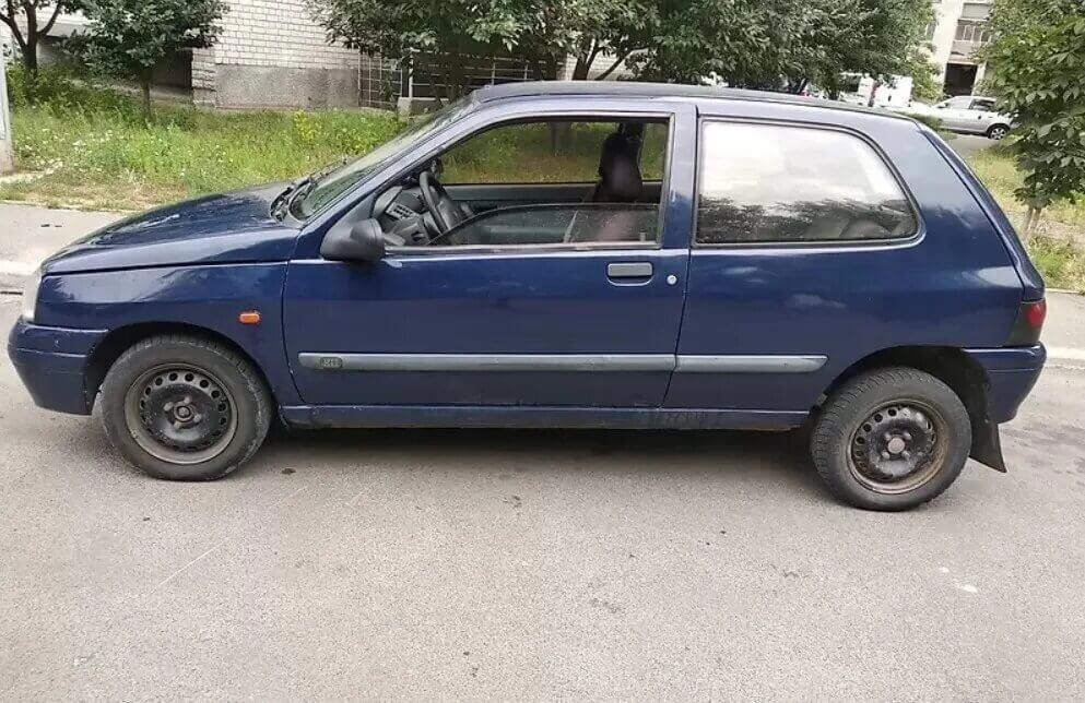 Renault Clio за 1700 євро